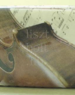 Papírzsebkendő - hegedűs