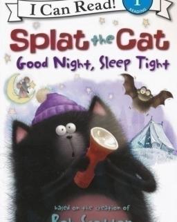 Rob Scotton: Splat the Cat - Good Night, Sleep Tight (I Can Read Book - Level1)