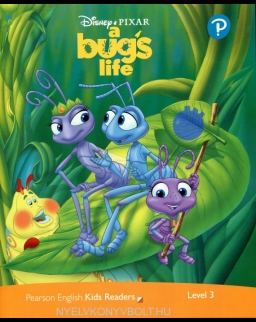 A Bug's Life with Audio Access Code - Penguin Kids Disney Reader Level 3