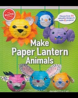 Paper Lantern Animals (Klutz)