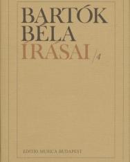 Bartók Béla írásai 4.