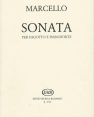 Benedetto Marcello: Sonata fagottra