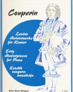 Francois Couperin: Kezdők zongoramuzsikája