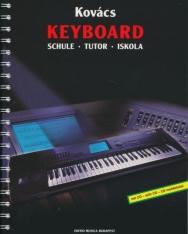 Kovács Gábor: Keyboard iskola CD-melléklettel