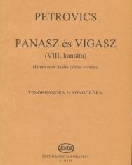 Petrovics Emil: Panasz és vigasz (VIII. kantáta)