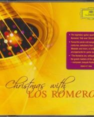Christmas with Los Romeros - karácsonyi gitárzene