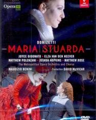 Gaetano Donizetti: Maria Stuarda - DVD