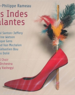 Jean-Philippe Rameau: Les Indes Galantes - 2 CD