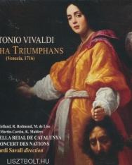 Antonio Vivaldi: Juditha Triumphans - 2 CD+szövegkönyv (SACD)