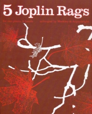 Scott Joplin: 4 Rags - zongorára, 4 kézre