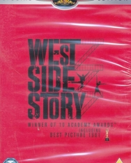 West Side Story - 2 DVD (original film, soundtrack)