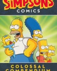 Simpsons Comic Colossal Compendium, Volume 1