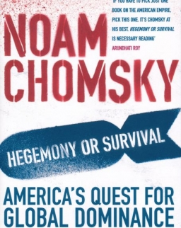 Noam Chomsky: Hegemony or Survival - America's Quest for Global Dominance
