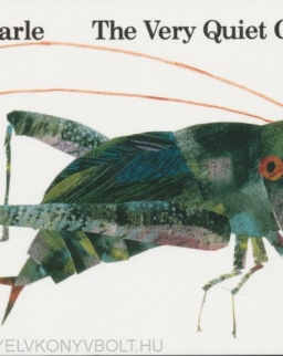 Eric Carle: The Very Quiet Cricket - Board Book
