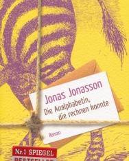 Jonas Jonasson: Die Analphabetin, die rechnen konnte