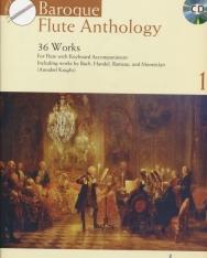 Baroque Flute Anthology 1. + CD