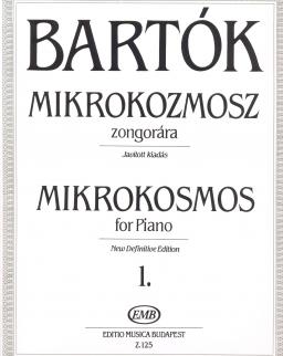Bartók Béla: Mikrokozmosz 1.