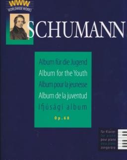 Robert Schumann: Jugendalbum (Ifjúsági album) op. 68 - zongorára