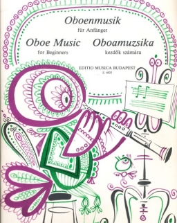 Oboamuzsika kezdők számára