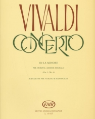 Antonio Vivaldi: Concerto for Violin (a-moll)