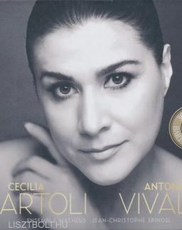 Cecilia Bartoli: Vivaldi album (deluxe, 2018)