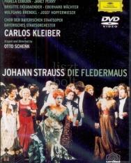 Johann Strauss II..: Die Fledermaus (A denevér) DVD