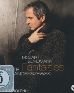 Wolfgang Amadeus Mozart/Robert Schumann Fantaisies - CD+DVD