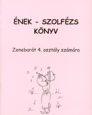 Bartl Erzsébet: Ének-szolfézs könyv, Zenebarát 4.