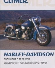 Harley-Davidson Panheads 1948-1965 - Maintenance - Troubleshooting -Repair