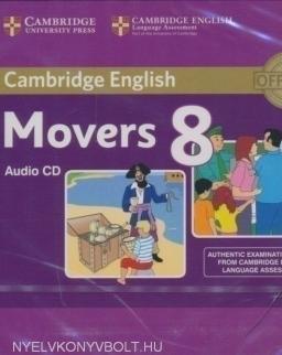 Cambridge English Movers 8 Audio CD