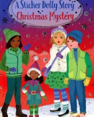 A Sticker Dolly Stories Christmas Mystery