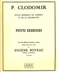 Clodomir: Petits Exercices - kürt