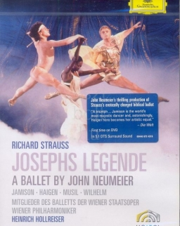 Richard Strauss: Josephs Legende - DVD