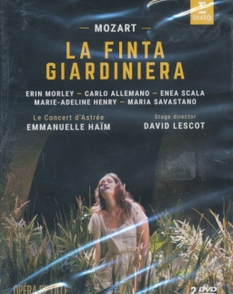 Wolfgang Amadeus Mozart: La Finta Giardiniera - 2 DVD