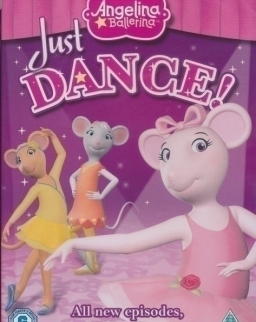 Angelina Ballerina - Just Dance! DVD