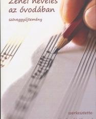 Zenei nevelés az óvodában