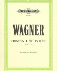 Richard Wagner: Tristan und Isolde - zongorakivonat (német)