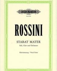 Gioachino Rossini: Stabat Mater - zongorakivonat
