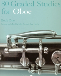 80 Graded Studies for Oboe (Book I. 1-46)