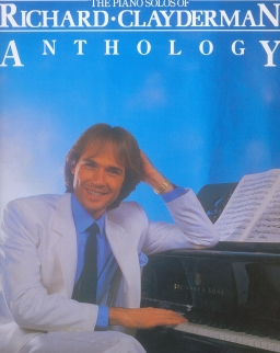 Richard  Clayderman Antológia - zongora