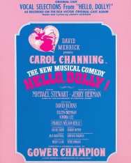 Hello Dolly! musical ének-zongora-gitár