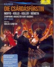 Kálmán Imre: Csárdásfürstin DVD