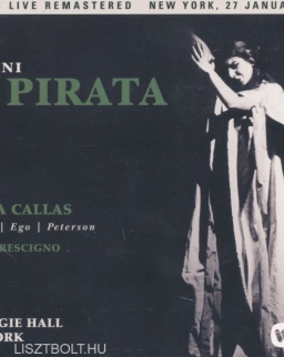 Vincenzo Bellini: Il Pirata - 2 CD