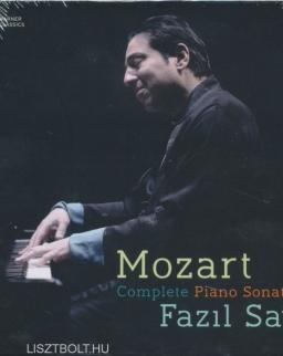 Wolfgang Amadeus Mozart: Complete Piano Sonatas - 6 CD