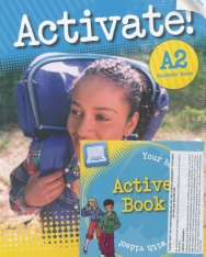Activate! A2 Student's Book with Digital Active Book and Access Code