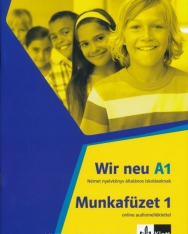 Wir neu – Munkafüzet 1. online audiomelléklettel