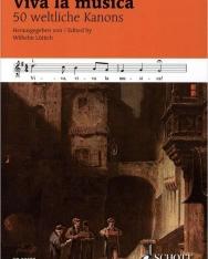 Viva la musica - 50 világi kánon