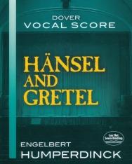 Engelbert Humperdinck: Hänsel and Gretel - zongorakivonat (angol)