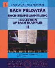 Legányné Hegyi Erzsébet: Bach példatár 2.