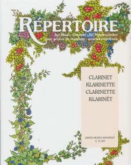 Répertoire klarinétra
